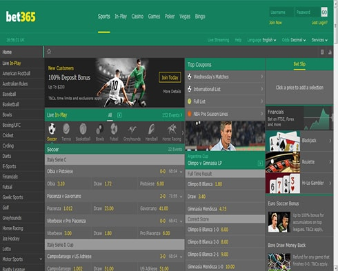 bet365 cricket bet